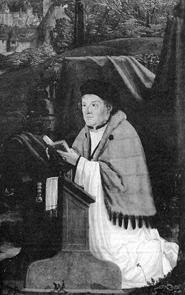 Ägidius, Chiemsee, Bischof
