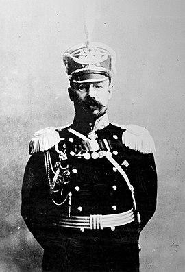 Bonč-Bruevič, Michail Dmitrievič