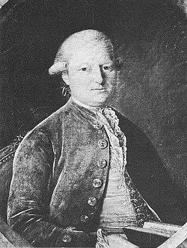 Roggenbach, Adam Franz Xaver von