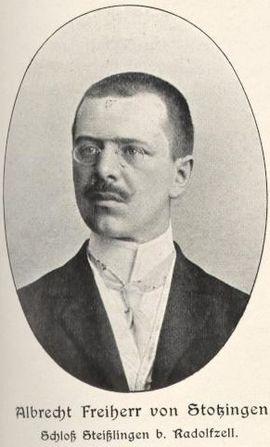 Stotzingen, Albrecht von