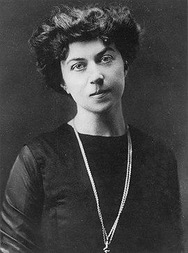 Kollontaj, Aleksandra Michajlovna