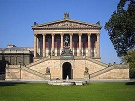 Nationalgalerie (Berlin). Alte Nationalgalerie