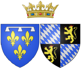 Orléans, Elisabeth Charlotte d'