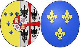 Louise Élisabeth, Parma, Herzogin
