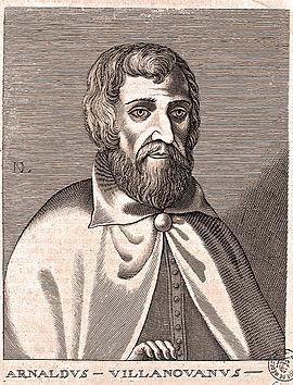 Arnoldus, de Villa Nova