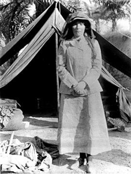 Bell, Gertrude Lowthian