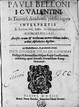 Belloni, Paolo