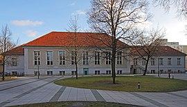 Humboldt-Universität zu Berlin. Medizinische Fakultät (Charité). Medizinische Bibliothek