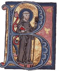 Bernard, Clairvaux, Abt, Heiliger