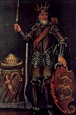 Brian, Munster, König