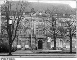 Akademie der Künste zu Berlin