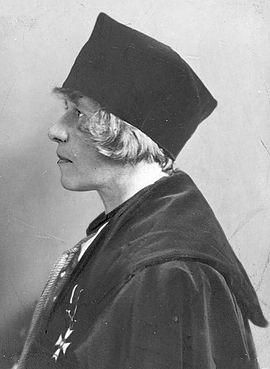 Baudouin de Courtenay Ehrenkreutz Jędrzejewiczowa, Cezaria