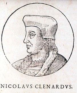 Clénard, Nicolas