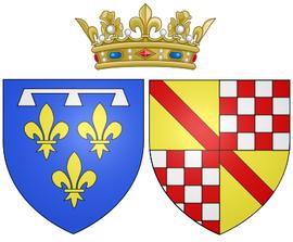 Augusta, Orléans, Herzogin
