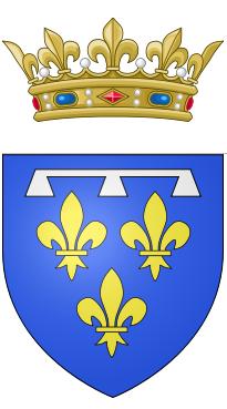 Philipp, Frankreich, Regent