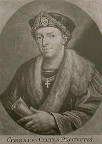 Celtis, Konrad