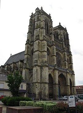 Kloster Corbie