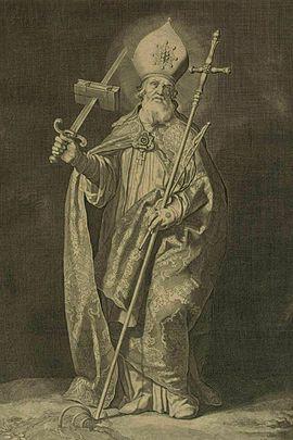 Bonifatius, Mainz, Erzbischof, Heiliger