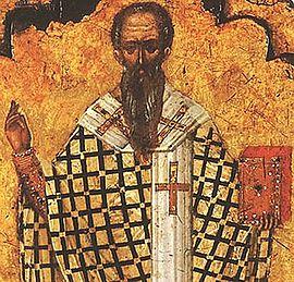 Dionysius, Areopagita