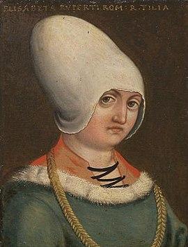 Elisabeth, Österreich, Herzogin