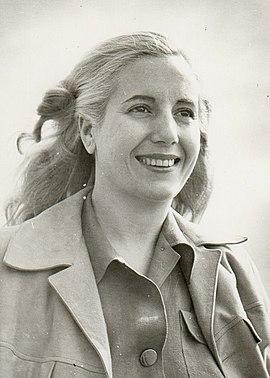 Perón, Eva