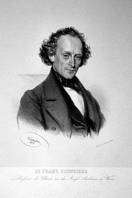 Schneider, Franz Cölestin von