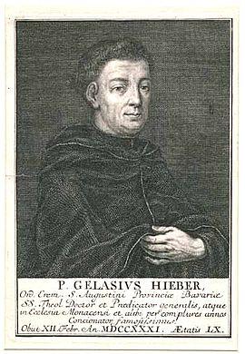 Hieber, Gelasius