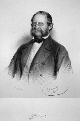 Frauenfeld, Georg von