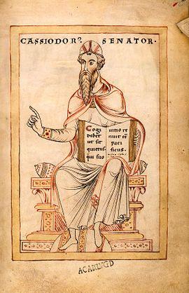 Cassiodorus, Flavius Magnus Aurelius