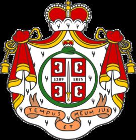 Milan I., Serbien, König