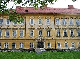 Gruber-Palast Ljubljana