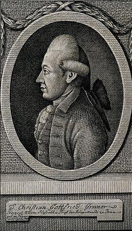 Gruner, Christian Gottfried