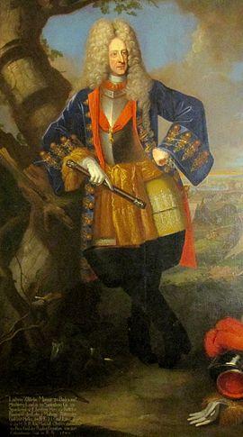 Ludwig Wilhelm I., Baden, Markgraf