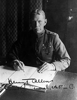 Allen, Henry T.