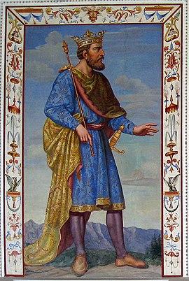 Jindřich, Böhmen, König