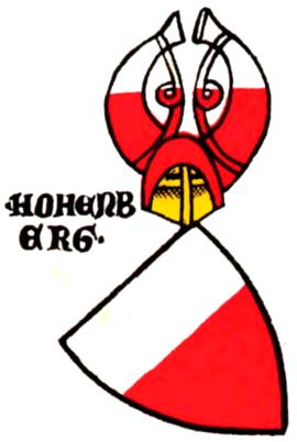 Albrecht, von Hohenberg
