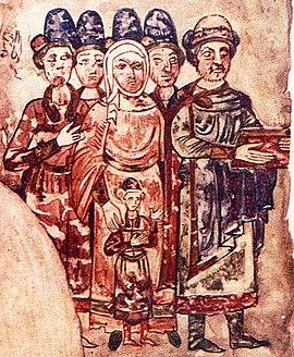 Swjatoslaw II., Kiewer Reich, Großfürst