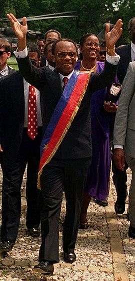 Aristide, Jean-Bertrand