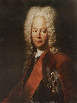 Marschall von Bieberstein, Johann August