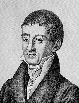 Schwerz, Johann Nepomuk Hubert von