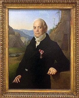 Sacher von Kronenthal, Johann Nepomuk
