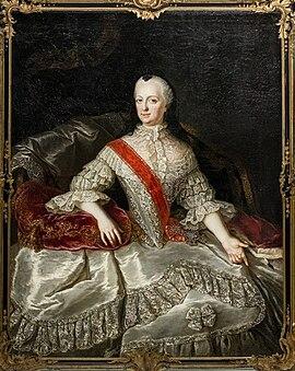 Johanna Elisabeth, Anhalt-Zerbst, Fürstin