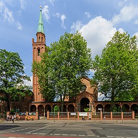 Ibn Rushd-Goethe Moschee