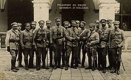 Polnische Legionen (1914-1917)