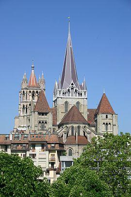 Kathedrale Lausanne (Lausanne)