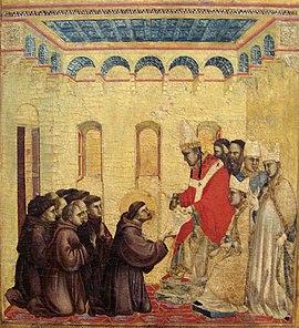 Aegidius, Assisias