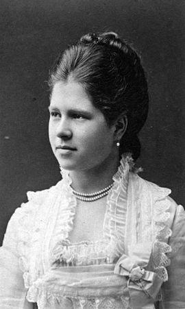 Isabella, Österreich, Erzherzogin, 1856-1931