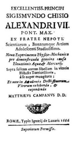 Campani degli Alimeni, Matteo