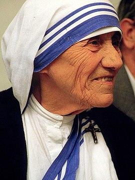 Teresa, Mother, Heilige