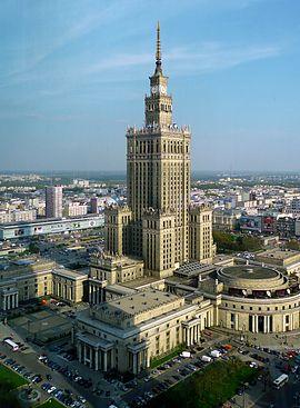 Palast der Kultur und Wissenschaften (Warschau)